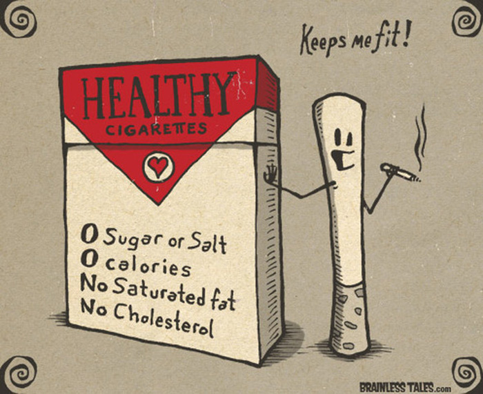 Днем, сигареты смешные картинки
