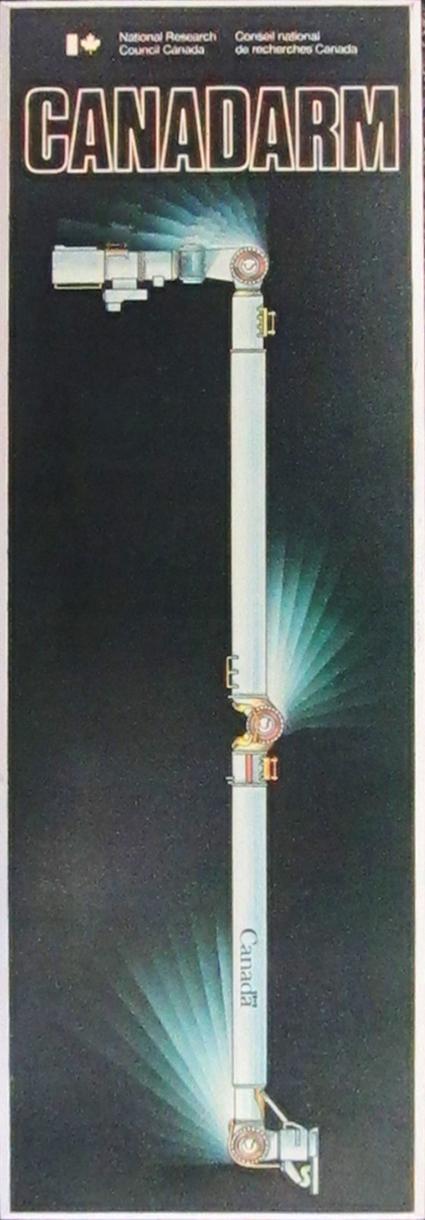 Canadarm Original Ad