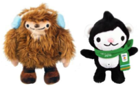 Quatchi and Miga
