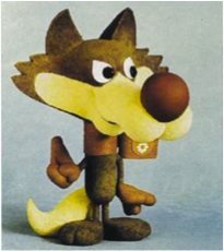Vučko – the winning Olympic mascot