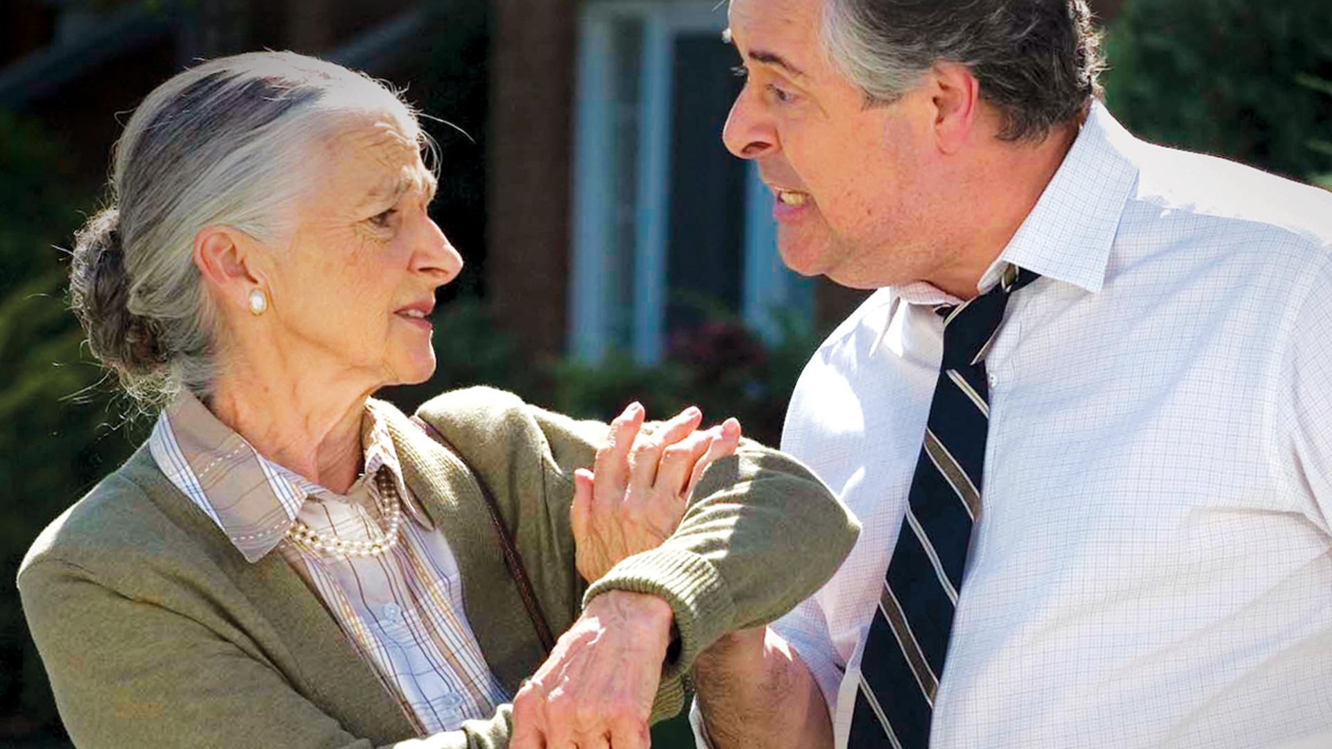 Elder Abuse Campaign By Acart Elder Abuse Awareness