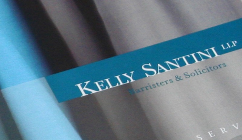 Kelly Santini branding campaign, legal marketing, law firm branding ideas