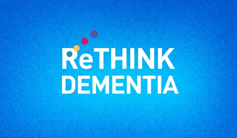 Rethink Dementia logo created by Acart, a healthcare marketing agency