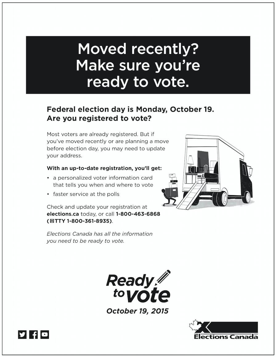 Elections Canada Registration Print