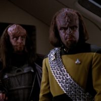 Promoting #StarfleetGala in glorious Klingon!