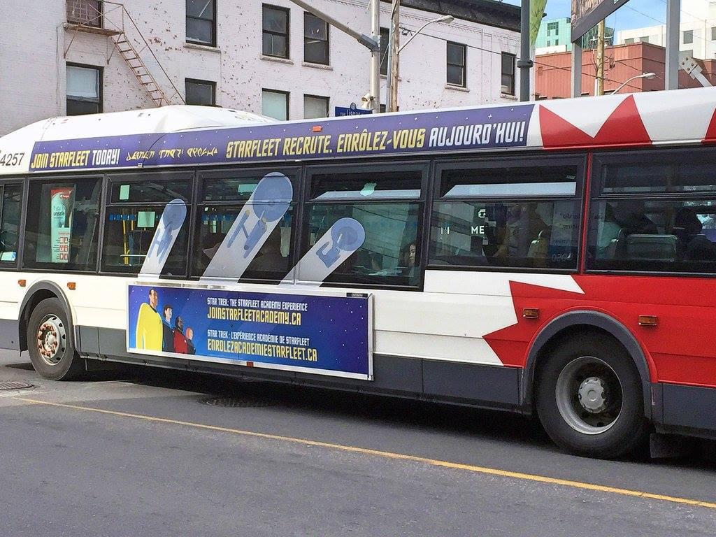 starfleet ottawa bus
