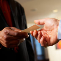 Closing the Contact Loop at Your Next Christmas Networking Party