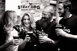 Stray Dog Brewing Co. launch coverage