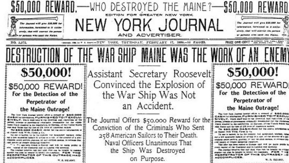 New York Journal fake news
