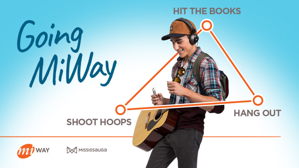Going MiWay poster