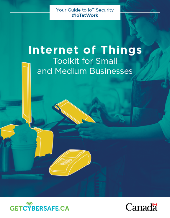 Internet of Things business toolkit