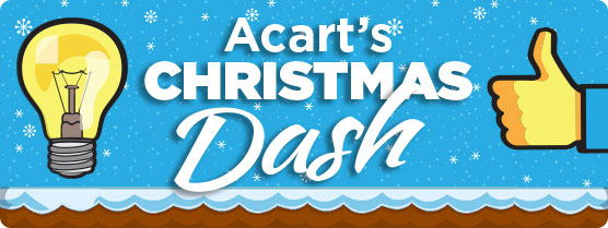 Acart's Christmas Dash