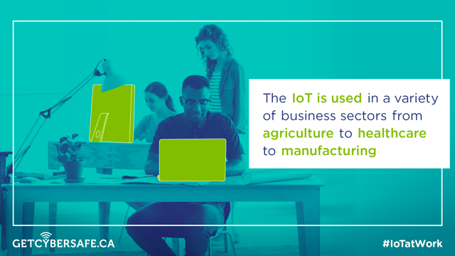 Internet of Things campaign image