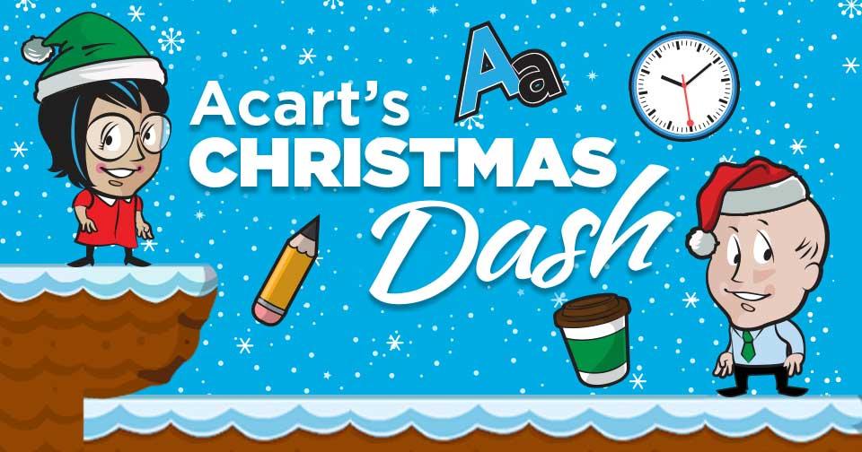 Acart's Christmas Dash
