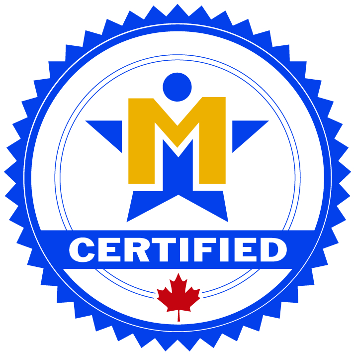 MiHR CMCP badge
