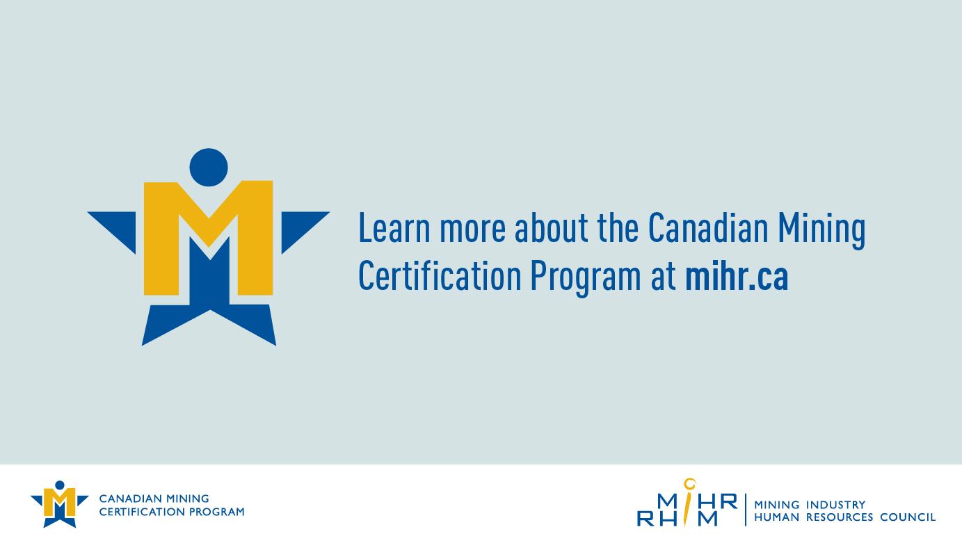MiHR CMCP digital banner