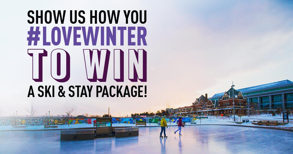 Visit Northwest Ontario contest