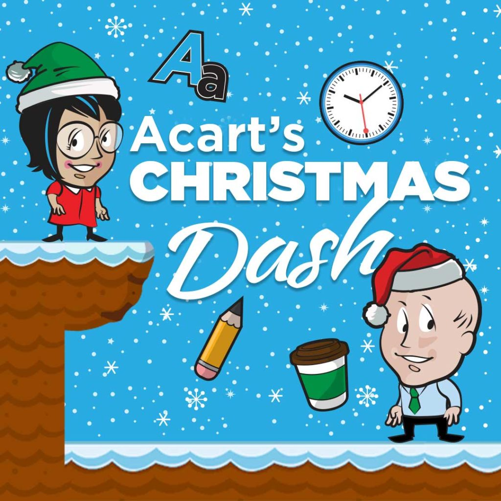 Acart's 2017 Christmas video game