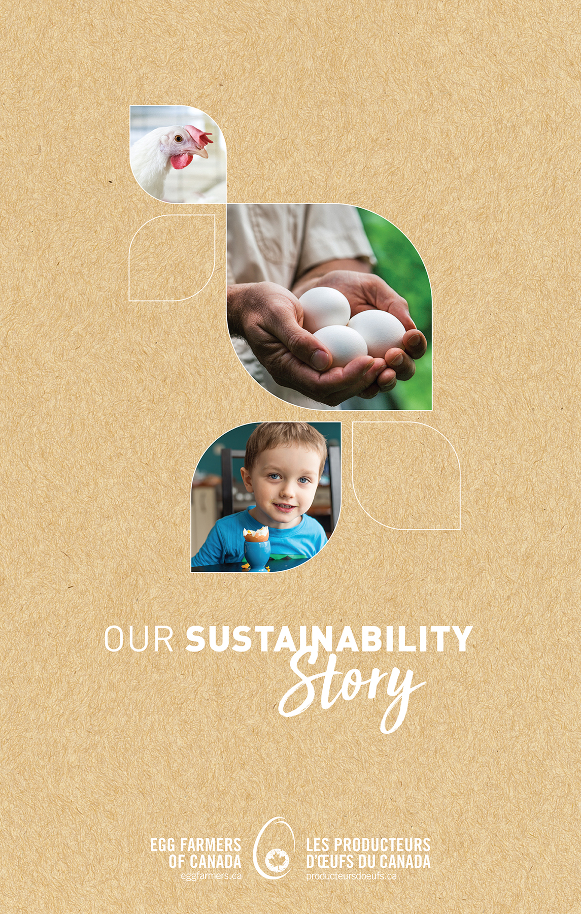 Cover of Our Sustainability Story