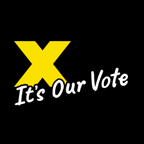 Election Canada - It's Our Vote