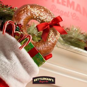 Kettlemans - Bagel present