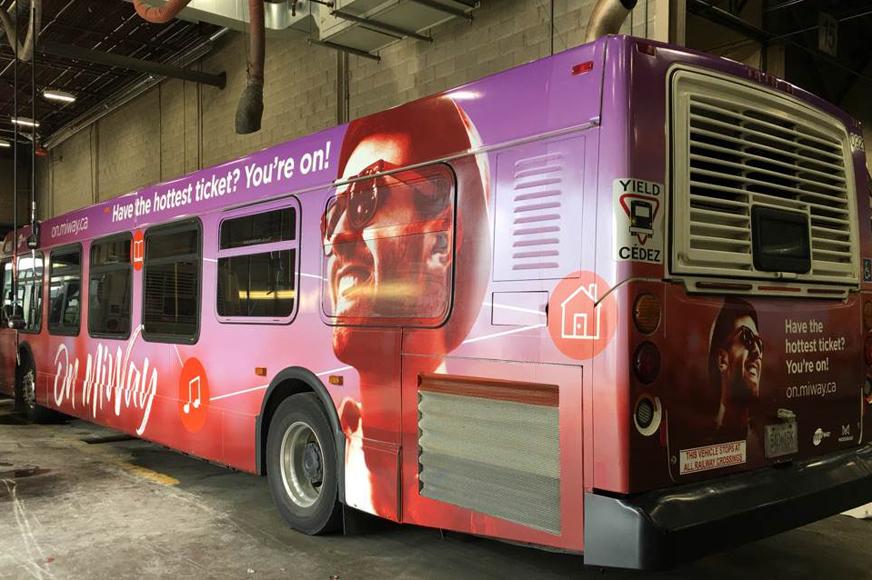 Mi Way - Bus